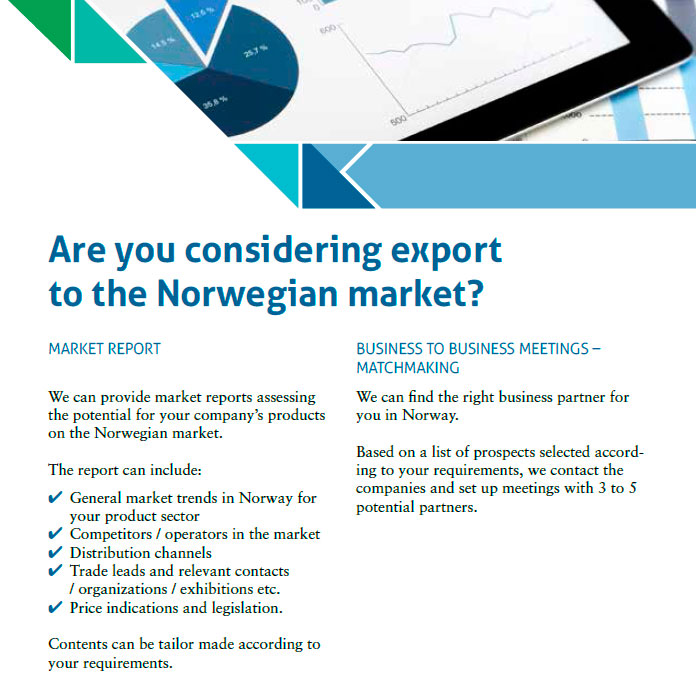 Export_NorwegianMarket