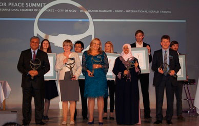 Oslo For Peace Award